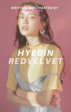 Choi Hyebin   Red Velvet Sixth Member Imagine by udabomb