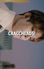 CRACCHEADS | tbz x skz by HONEYJOONZ