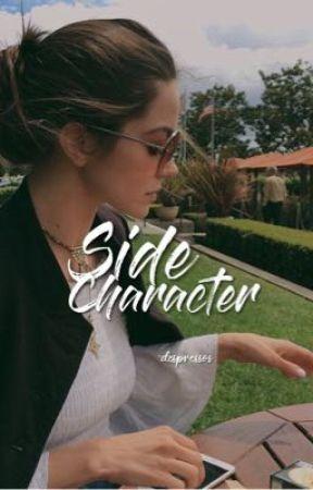 SIDE CHARACTER [ 1 ]| THE ORIGINALS & LEGACIES by -despressos