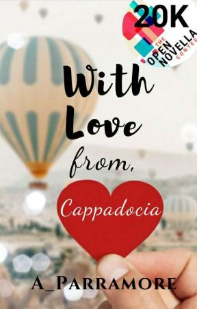 With Love, from Cappadocia ❤️  by A_Parramore