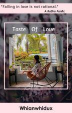 Taste of Love (gxg) by whianwhidux