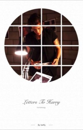 Letters to Harry by VaniaChristyR