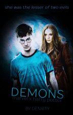 DEMONS ➤ HARRY POTTER AU by denxity