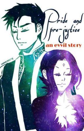 Pride and pre-justice (an evvil story)  by chromic7sky