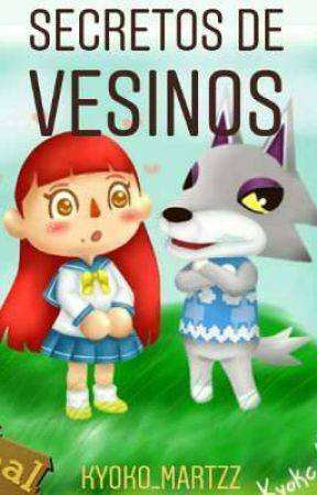 Secretos De Vecinos (Animal Crossing new leaf) by kyoko_Martzz