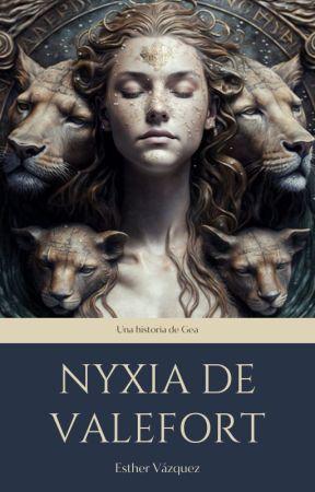 Nyxia De Valefort by EstherVzquez