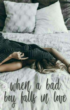 When a bad boy falls in love  (Coming Soon) by nerdinspects