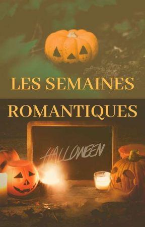 Les semaines romantiques - Spécial Halloween  by RomanceFR