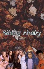 Sibling Rivalry  by fuzzyfovvs