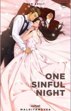 One Sinful Night (Published under Pop Fiction) by MalditangYsa