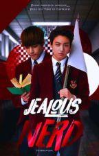 Jealous Nerd ➳  태국 -질투하는 괴상한  TaeKook  by XxXTerroristXxX