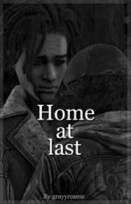 Home at last.- A Clouis fanfiction.  by starryrosess