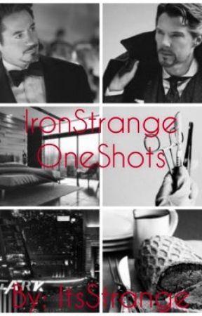 IronStrange OneShots || With FanArt by JustEditsx