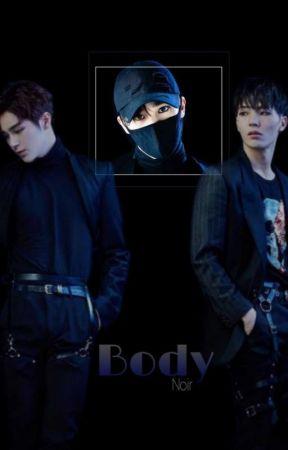 Body ❀ Noir by stray_blossom