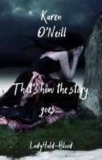 Karen O'Neill by LadyHalf-Blood