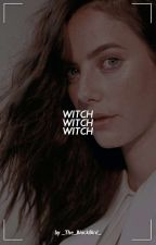 Witch × Teen Wolf by _The_BlackBird_