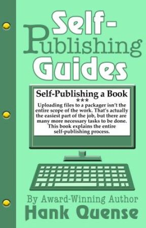 Self-publishing a Book by hanque