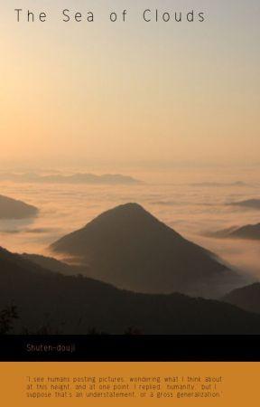 The Sea of Clouds by Shuten-douji