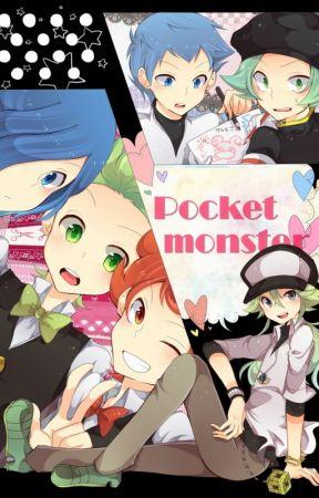 Pokemon Boiz (and Gurls) x Reader by Fandomz_Fangirl