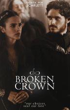 BROKEN CROWN » GAME OF THRONES by thescarletgospels