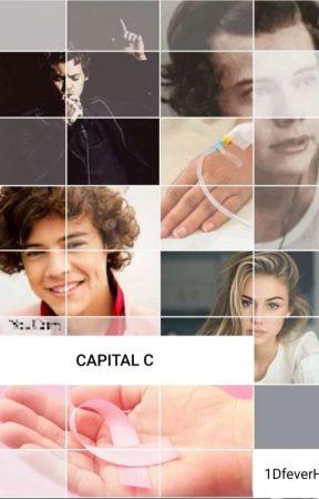 CAPITAL C by 1DfeverHarriet