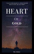 Heart of Gold by BlueAlisdair