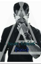 • Novas Espécies • 《 Blake 》  by BrunaSilva543