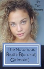 The Notorious R(uth) B(arakat) G(rimaldi) by TaniHanes