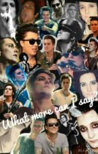 What more can I say? (Synyster Gates Fanfic) [TERMINADA.] by Anasofiagates