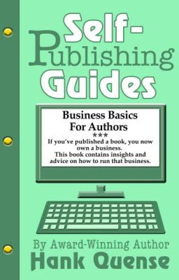 Business Basics for Authors by hanque