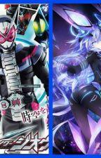 Kamen Rider Zi-O Crossover Special: Hyperdimension Neptunia by leona-x