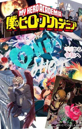 Boku No Hero Academia Oneshots - Bakugou Katsuki X Reader: Hate