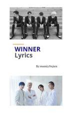 Lirik Lagu WINNER by mamiy8njwn