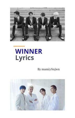 Lirik Lagu WINNER -