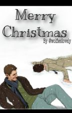 Merry Christmas -Destiel by wolfieslovely