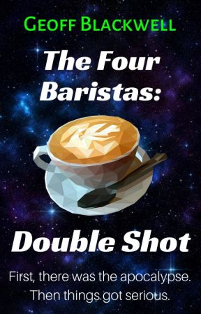 The Four Baristas: Road Trip by Reffster