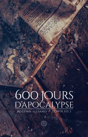 600 jours d'apocalypse by Onirography