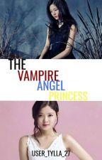 The Vampire Angel by visual_goddess