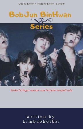 BobJun BinHwan Series (YAOI) by kimbabhotbar