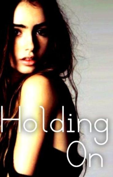Holding on (Vampire Diaries~Enzo)