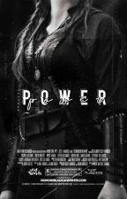 power // bellamy blake by spxcedream