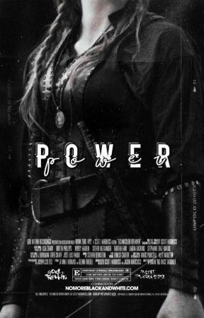 power // bellamy blake by avengerxhale