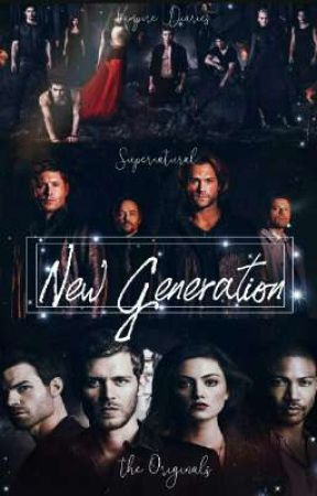 Spn Tvd To New Generation Haylijah Kinderzimmer Wattpad