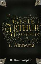 Amnesia. La geste d'Arthur Montnoir, livre 1 by hdrannosiphie