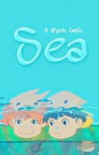 ~ Sea ~ VKook {VS-c} by The-Northen-Sunrise