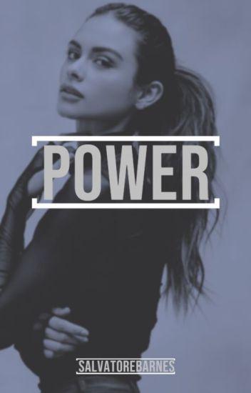 POWER   the darkest minds