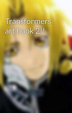 Transformers art book 2!! by Whiteout_101