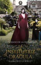 La Institutriz de Drácula by Black_JV