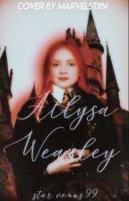 Allysa Weasley by Star_Venus99