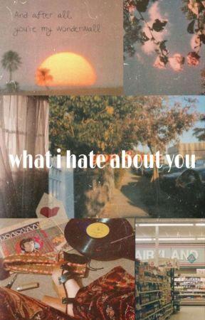 What I Hate About You ¤Daniel Seavey¤ by BlueEyedMarais